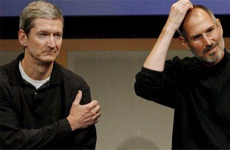 Tim Cook: Toa sang bang tai nang chu khong phai 'cai bong' cua Steve Jobs - Anh 1
