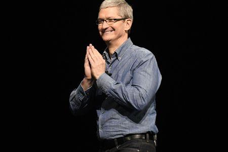 Tim Cook: Toa sang bang tai nang chu khong phai 'cai bong' cua Steve Jobs - Anh 3