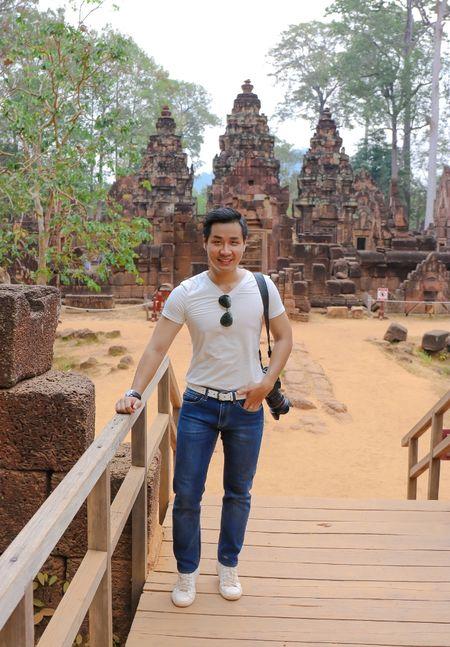 Nguyen Khang chia se bi quyet 'phuot' Campuchia chi voi 5 trieu dong - Anh 11