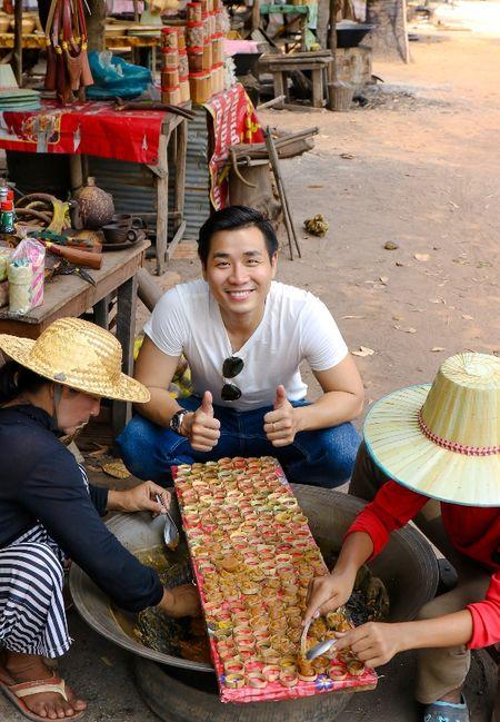Nguyen Khang chia se bi quyet 'phuot' Campuchia chi voi 5 trieu dong - Anh 13