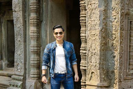 Nguyen Khang chia se bi quyet 'phuot' Campuchia chi voi 5 trieu dong - Anh 2
