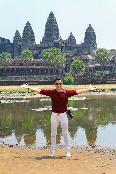 Nguyen Khang chia se bi quyet 'phuot' Campuchia chi voi 5 trieu dong - Anh 3