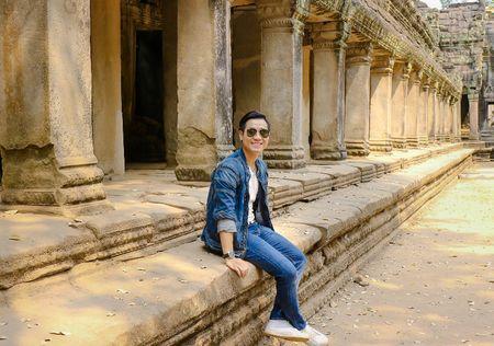 Nguyen Khang chia se bi quyet 'phuot' Campuchia chi voi 5 trieu dong - Anh 6
