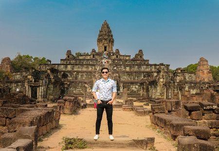 Nguyen Khang chia se bi quyet 'phuot' Campuchia chi voi 5 trieu dong - Anh 8