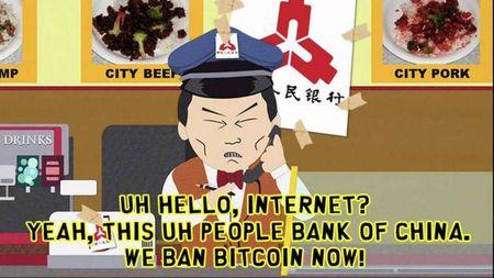 "Trung Quoc se ""cam"" moi hoat dong trao doi bitcoin tai nuoc nay - Anh 1"