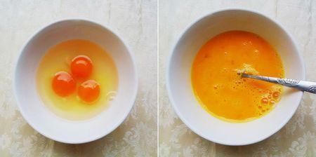 Sup trung ga ngo cam cho bua sang am bung - Anh 3
