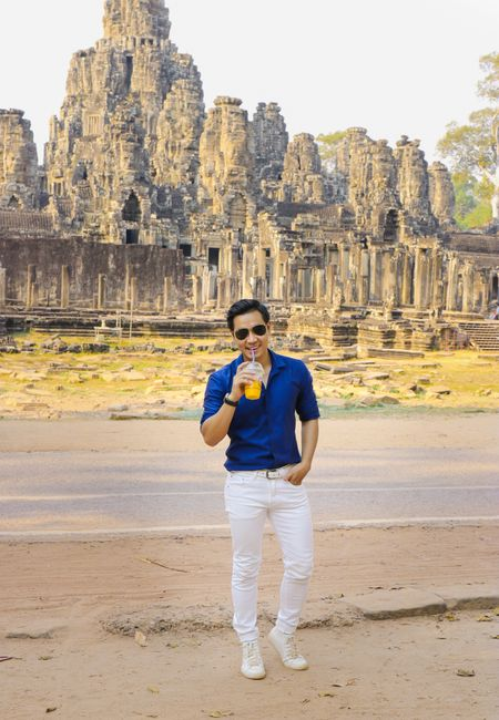 Nguyen Khang tu van di phuot Campuchia chi voi 250 USD - Anh 2