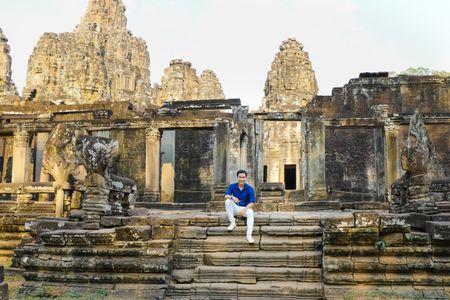 Nguyen Khang tu van di phuot Campuchia chi voi 250 USD - Anh 3