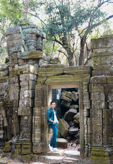 Nguyen Khang tu van di phuot Campuchia chi voi 250 USD - Anh 6