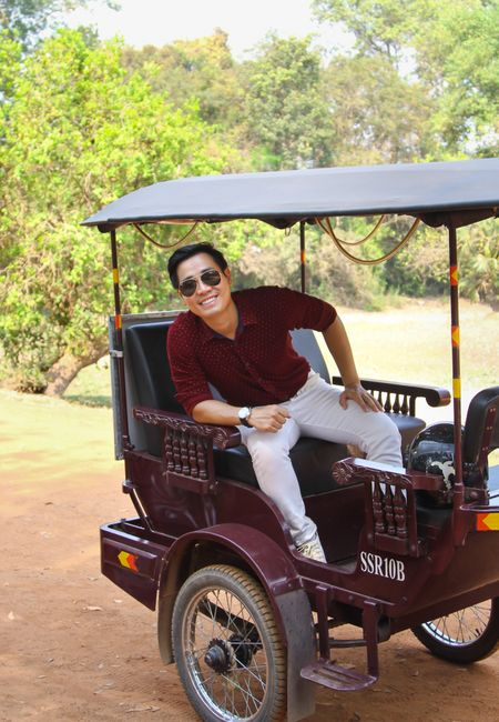 Nguyen Khang tu van di phuot Campuchia chi voi 250 USD - Anh 7