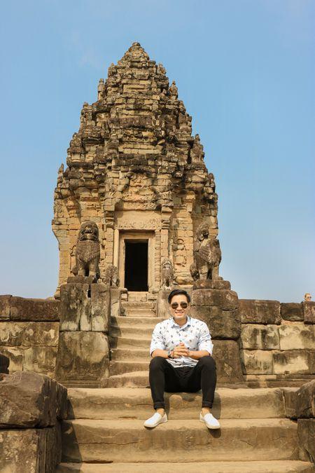 Nguyen Khang tu van di phuot Campuchia chi voi 250 USD - Anh 8