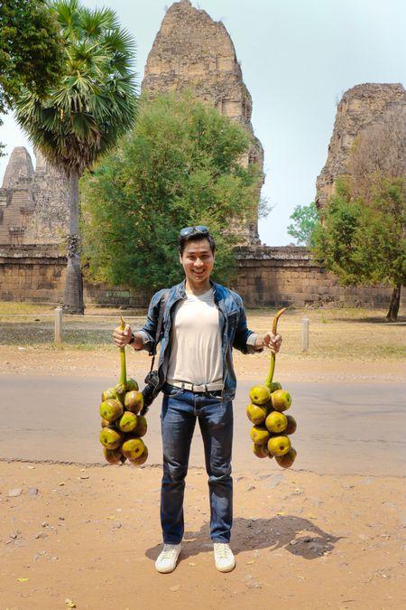 Nguyen Khang tu van di phuot Campuchia chi voi 250 USD - Anh 9