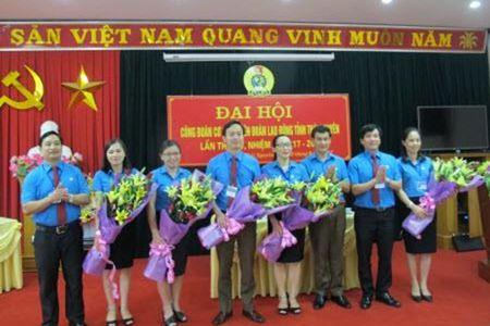 CD co quan LDLD tinh Thai Nguyen: Doi moi phuong thuc hoat dong nang cao chat luong can bo - Anh 1