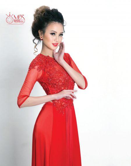 Thi sinh Miss Photo 2017: Duong Hoang Bao Nghi - Anh 1
