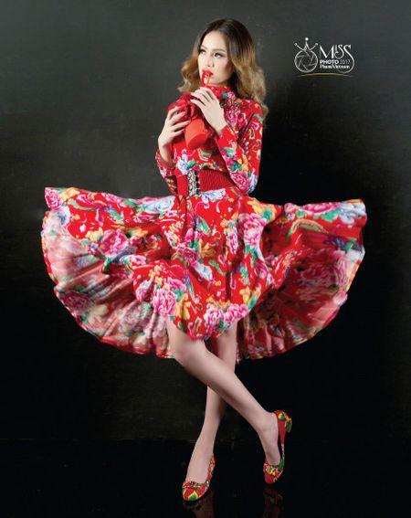 Thi sinh Miss Photo 2017: Duong Hoang Bao Nghi - Anh 2