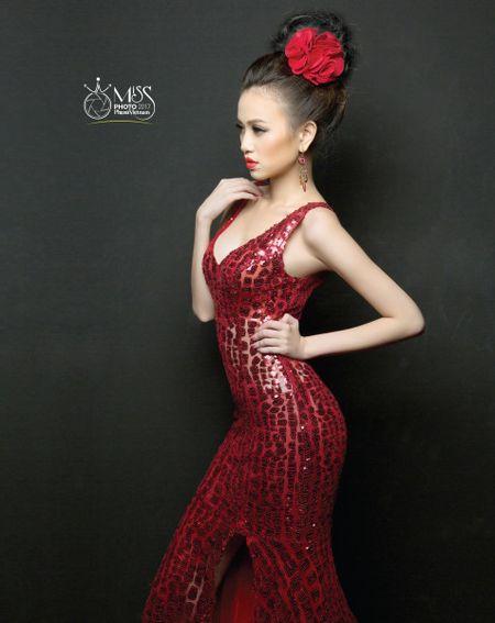 Thi sinh Miss Photo 2017: Duong Hoang Bao Nghi - Anh 4