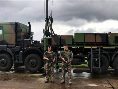Nga tap tran ram ro voi Belarus, NATO bao dong - Anh 1