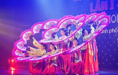 Lien hoan Mua quoc te dien ra tai Ninh Binh - Anh 1