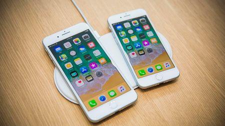 iPhone 8 va iPhone 8 Plus co pin nho hon cac mau iPhone truoc - Anh 1