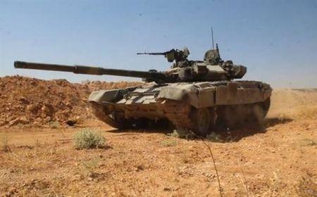 Ten lua TOW khien linh tang Syria khon ra - Anh 1