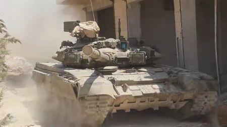 Ten lua TOW khien linh tang Syria khon ra - Anh 4