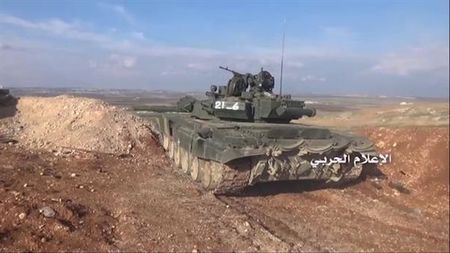 Ten lua TOW khien linh tang Syria khon ra - Anh 5