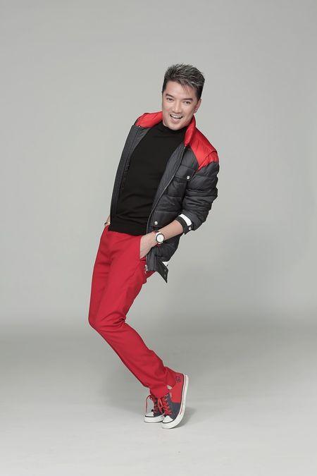 Loat sao tre dinh dam 'chao thua' Dam Vinh Hung - Anh 2