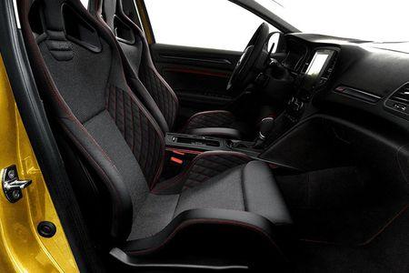 Renault Megane RS moi, 'doi thu' cua Ford Focus RS - Anh 6