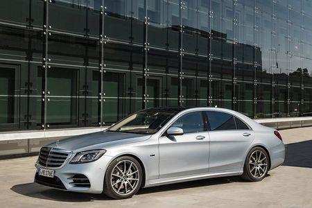 Xe sang Mercedes-Benz S560e chi 'uong' 2,1 lit xang/100 km - Anh 11