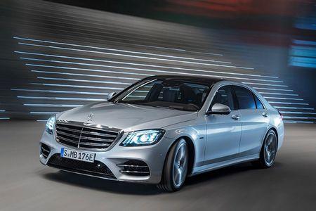 Xe sang Mercedes-Benz S560e chi 'uong' 2,1 lit xang/100 km - Anh 12
