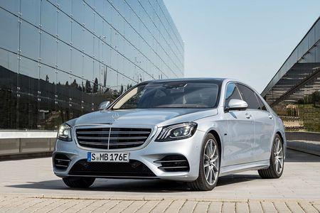 Xe sang Mercedes-Benz S560e chi 'uong' 2,1 lit xang/100 km - Anh 1
