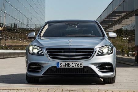 Xe sang Mercedes-Benz S560e chi 'uong' 2,1 lit xang/100 km - Anh 3