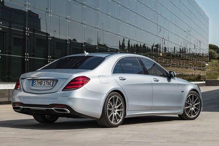 Xe sang Mercedes-Benz S560e chi 'uong' 2,1 lit xang/100 km - Anh 4