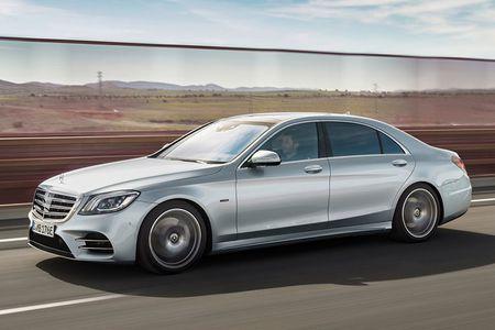 Xe sang Mercedes-Benz S560e chi 'uong' 2,1 lit xang/100 km - Anh 5