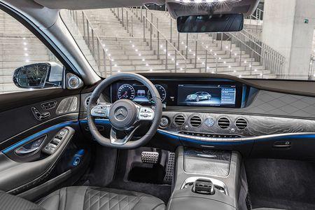 Xe sang Mercedes-Benz S560e chi 'uong' 2,1 lit xang/100 km - Anh 6