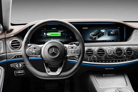 Xe sang Mercedes-Benz S560e chi 'uong' 2,1 lit xang/100 km - Anh 7