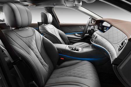 Xe sang Mercedes-Benz S560e chi 'uong' 2,1 lit xang/100 km - Anh 8