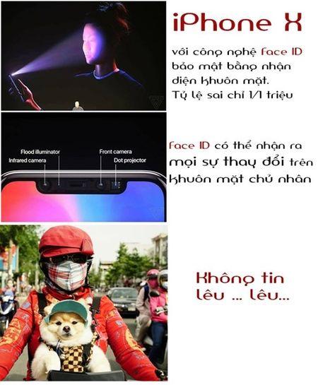Cuoi ra nuoc mat vi iPhone X 'bat luc' truoc ninja Viet - Anh 3