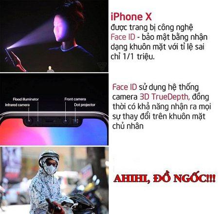 Cuoi ra nuoc mat vi iPhone X 'bat luc' truoc ninja Viet - Anh 4