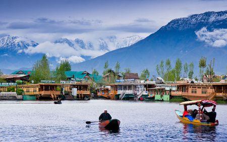 Canh sac than tien o Kashmir - Anh 1