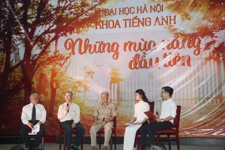 Khoa tieng Anh Truong DH Ha Noi – Nhung mua nang dau tien - Anh 1