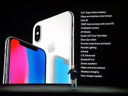 iPhone 8 se co mat tai Viet Nam vao cuoi thang 9, gia 20,9 trieu dong - Anh 1