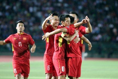 Bang xep hang FIFA thang 9: Tang 4 bac, Doi tuyen Viet Nam vuot mat Thai Lan - Anh 1