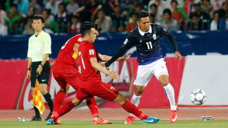 BXH FIFA thang 9: Tang 4 bac, Viet Nam qua mat Thai Lan - Anh 1