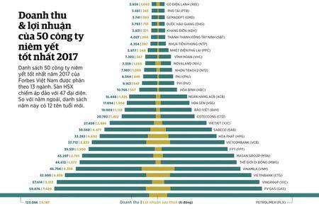 Vinh danh 50 DN niem yet tot nhat Viet Nam 2017: SSI gop mat lan thu 4, Vietjet, Petrolimex moi len san da lot top - Anh 2