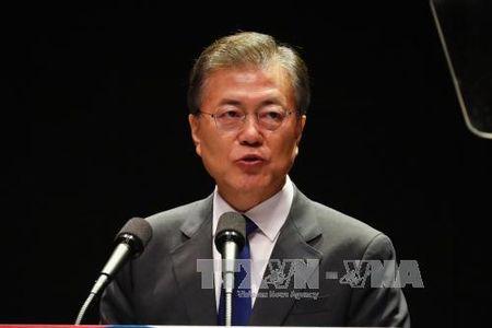 Tong thong Han Quoc: 'Khong the doi thoai' voi Trieu Tien - Anh 1