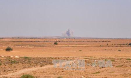 Khong quan Nga triet pha 790 can cu khung bo o Syria - Anh 1