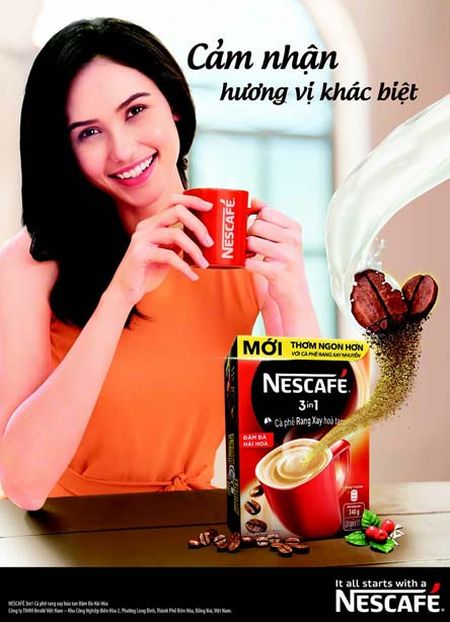 NESCAFE 3 in 1 moi - Anh 1