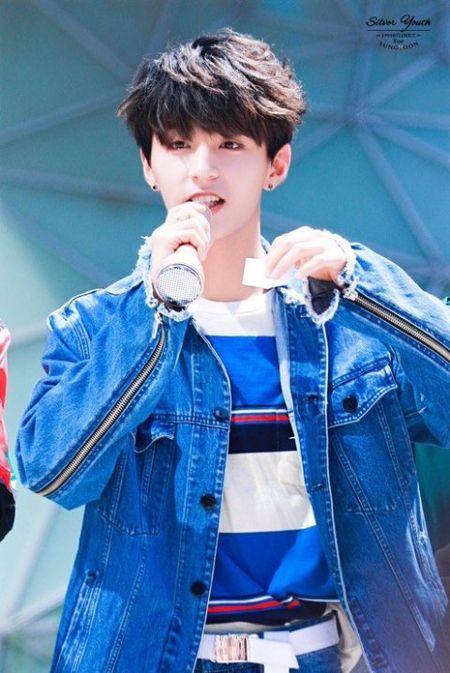 Tan binh Kpop co dien mao nhu anh em cua Jung Kook (BTS) - Anh 7