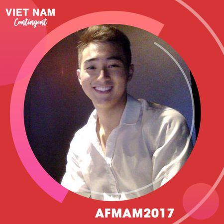 8 nam thanh nu tu tham du Hoi nghi mo phong Hoi nghi cap cao ASEAN 2017 - Anh 3